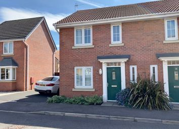 Thumbnail 3 bed semi-detached house to rent in Coles Way, Grantham