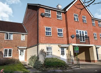 Thumbnail 5 bed terraced house for sale in Honeysuckle Gardens, Andover