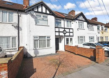 Kimberley Road, Croydon, London CR0. 4 bed terraced house for sale