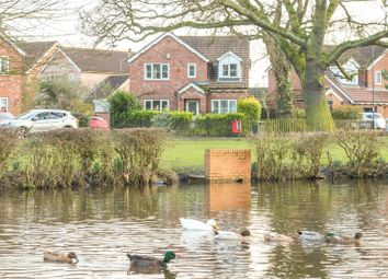 Thumbnail 4 bedroom detached house for sale in The Green, North Duffield, Selby