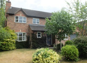 Thumbnail 4 bed detached house for sale in 10 Progress Close, Ledbury, Herefordshire