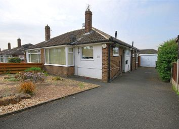 Thumbnail 2 bed semi-detached bungalow for sale in Robin Royd Avenue, Mirfield, West Yorkshire