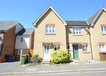 Thumbnail 2 bed end terrace house to rent in Hedingham Road, Chafford Hundred, Essex