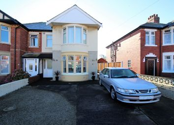 Thumbnail 1 bed flat for sale in Mossom Lane, Thornton-Cleveleys