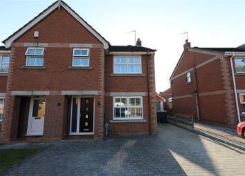 Thumbnail 3 bed semi-detached house for sale in Forester Way, Hull
