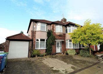 Thumbnail 5 bed semi-detached house for sale in Ambleside Road, Allerton, Liverpool, Merseyside