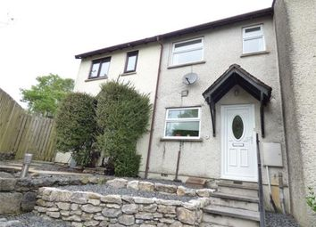 Thumbnail 2 bed terraced house for sale in Moore Field Close, Kendal, Cumbria