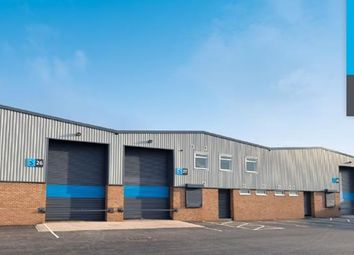 Thumbnail Light industrial to let in Unit 37, Stretford Motorway Estate, Barton Dock Road, Trafford Park, Manchester