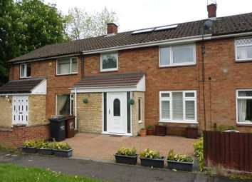 Thumbnail 3 bed terraced house for sale in Caythorpe Square, Corby