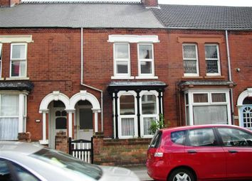 Thumbnail 3 bedroom terraced house to rent in Mary Street, Scunthorpe