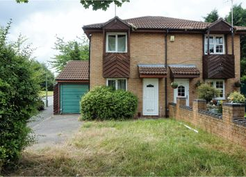 Thumbnail 2 bedroom semi-detached house for sale in Kingshurst Way, Birmingham