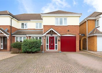 Thumbnail Semi-detached house for sale in Spingate Close, Hornchurch