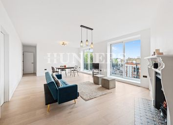Thumbnail 3 bed flat for sale in Cholmley Gardens, West Hampstead