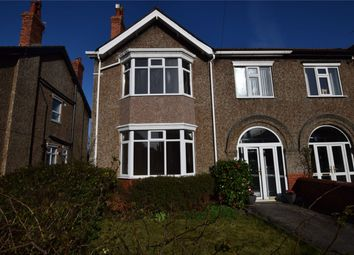 Thumbnail 4 bed semi-detached house for sale in Ashburton Avenue, Claughton, Wirral, Merseyside