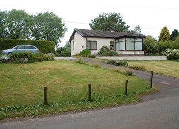 Thumbnail 2 bed detached bungalow for sale in Hillview, Gelston, Castle Douglas