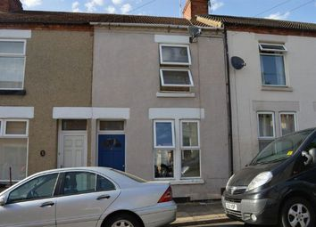 Thumbnail 2 bed terraced house to rent in Essex Street, Semilong, Northampton