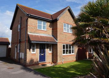 Thumbnail 3 bed detached house for sale in Woodborough Close, Bracklesham Bay