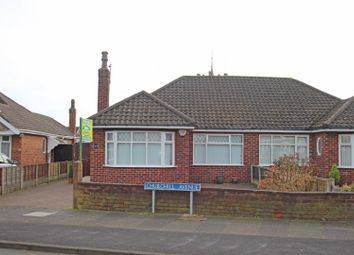 Thumbnail 2 bed semi-detached bungalow for sale in Churchill Avenue, Southport