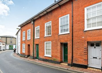 Thumbnail 3 bed terraced house to rent in New Street, Woodbridge
