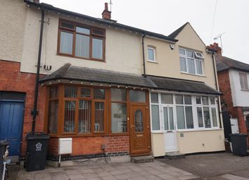 Thumbnail 4 bed terraced house for sale in Bodnant Avenue, Leicester