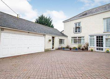 Netley House, Harrowbarrow, Callington PL17. 5 bed detached house for sale