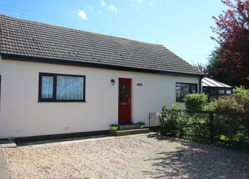 Thumbnail 2 bed bungalow for sale in West End, Woodhurst, Huntingdon, Cambridgeshire.