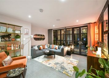 Thumbnail 2 bed flat for sale in White Post Lane, London
