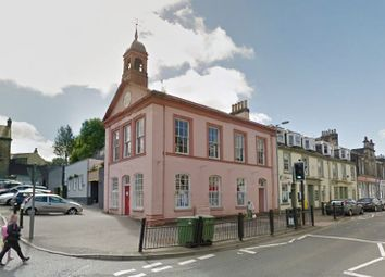 Thumbnail Commercial property for sale in 15-17, Eglinton Street, Beith, North Ayrshire KA151Ab