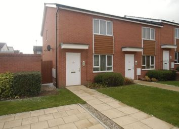 Thumbnail 2 bed end terrace house to rent in Watkin Road, Leicester