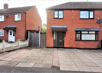 Thumbnail 3 bedroom semi-detached house for sale in Pembroke Road, West Bromwich