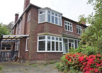 Thumbnail 4 bed semi-detached house for sale in Grosvenor Road, Prenton