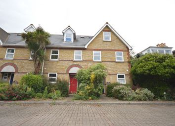 Thumbnail 4 bed cottage to rent in Shipwrights Walk, Keyhaven, Lymington