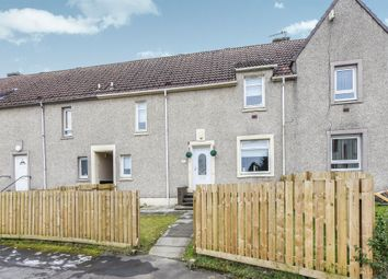 Thumbnail 3 bed terraced house for sale in Buchanan Crescent, Bishopbriggs, Glasgow