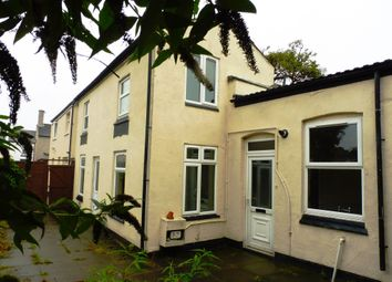 Thumbnail 2 bed end terrace house for sale in Queen Street, Burton-On-Trent
