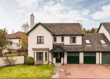 Thumbnail 4 bed semi-detached house for sale in 11 Leeburn View, Cardrona, Peebles