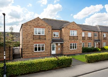 Thumbnail 2 bed flat for sale in Oak Tree Court, Haxby, York