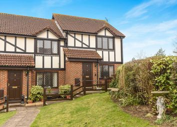 Thumbnail 2 bed end terrace house for sale in Windlesham, Surrey