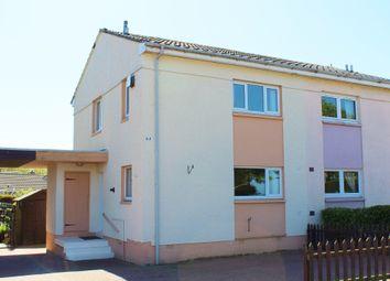 Thumbnail 3 bed semi-detached house for sale in 91 Sheuchan Street, Stranraer