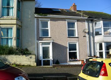 Thumbnail 5 bed terraced house to rent in Trevethan Road, Falmouth