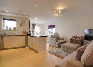Thumbnail 2 bed flat to rent in Chertsey House, Bridge Wharf, Chertsey, Surrey