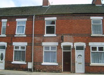 Thumbnail 2 bed terraced house to rent in Fielding Street, Stoke, Stoke-On-Trent