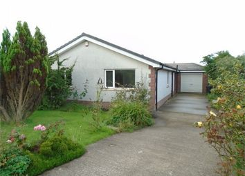 Thumbnail 3 bed detached bungalow for sale in Moricambe Park, Skinburness, Wigton, Cumbria