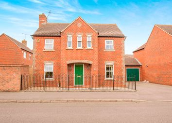 Thumbnail 3 bed detached house for sale in Spruce Road, Aylesbury, Buckinghamshire