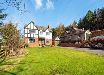 Thumbnail 3 bed detached house to rent in Carden, Tilston, Malpas, Cheshire
