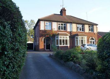 Thumbnail 3 bed semi-detached house to rent in The Hill, Sandbach, Cheshire