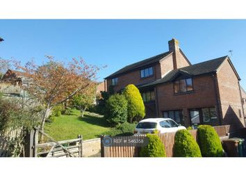Thumbnail 5 bed detached house to rent in Valley Park Close, Exeter
