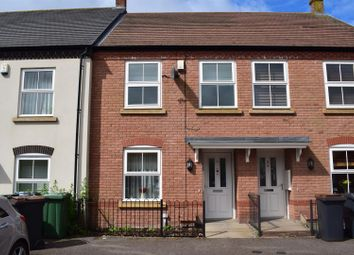 Thumbnail 2 bed terraced house for sale in Hornbeam Close, Nuneaton