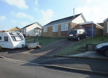 Thumbnail 2 bed detached bungalow for sale in Studland Park, Westbury, Wiltshire