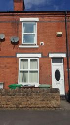 Thumbnail 3 bed terraced house to rent in Vernon Avenue, Old Basford, Nottingham