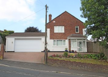 Thumbnail 4 bed detached house for sale in Cot Hill, Plympton, Plymouth, Devon